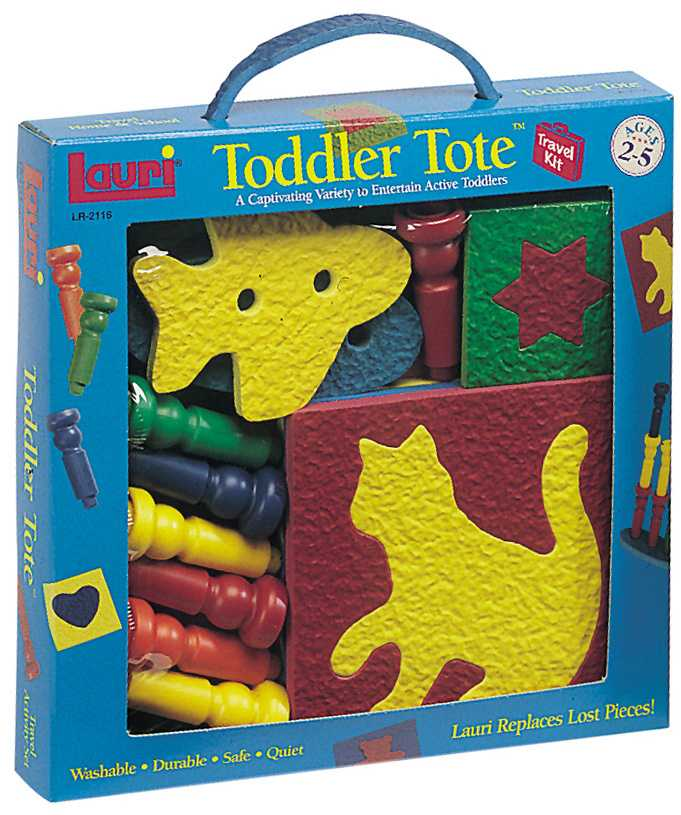 Picture of Recalled Toddler Activity Set and Puzzle
