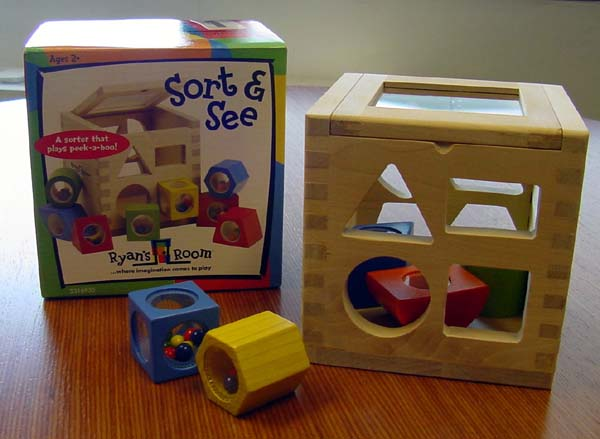 Picture of Recalled Sorter Toys
